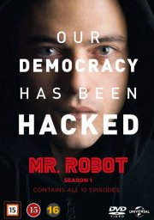 mr. robot - sæson 1 - DVD