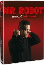 mr. robot - sæson 4 - DVD