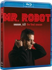 mr. robot - sæson 4 - Blu-Ray