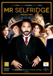 mr. selfridge - sæson 1 - DVD
