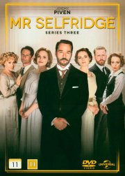 mr. selfridge - sæson 3 - DVD