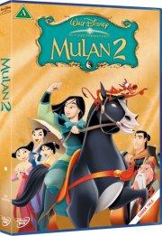 mulan 2 - disney - DVD