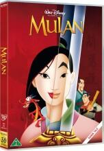 mulan - 1998 - disney - DVD