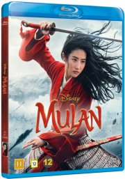 mulan 2020 - disney - live-action - Blu-Ray