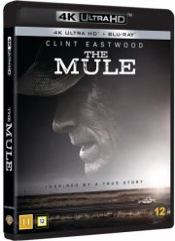 the mule - clint eastwood - 2018 - 4k Ultra HD Blu-Ray