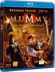 mumien 3 - dragekejserens grav / the mummy 3 - Blu-Ray