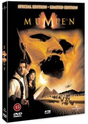mumien / the mummy - DVD