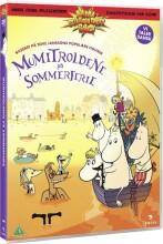 mumitroldene på sommerferie - DVD