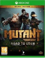 mutant year zero: road to eden (deluxe edition) - xbox one