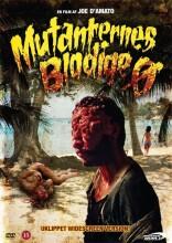 mutanternes blodige ø - DVD