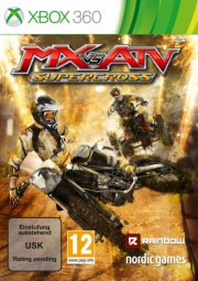 mx vs atv: supercross /xbox 360 - xbox 360