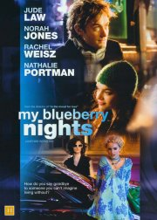 my blueberry nights - DVD