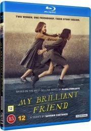 my brilliant friend - sæson 1 - Blu-Ray