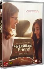 my brilliant friend - sæson 2 - DVD