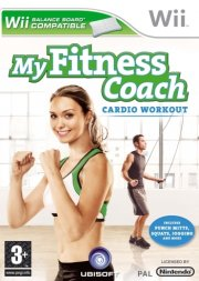 my fitness coach: cardio workout - for balance board - wii