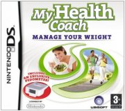 my health coach - and pedometer - nintendo ds