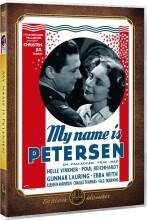 my name is petersen - DVD