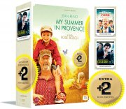 my summer in provence // office rats // love is not a crime - DVD