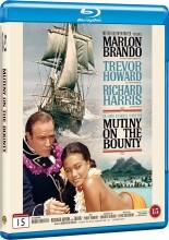 mytteriet på bounty / mutiny on the bounty - marlon brando - 1962 - Blu-Ray