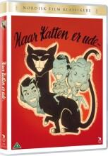 når katten er ude - 1947 - DVD