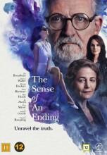 når noget slutter / the sense of an ending - DVD