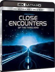 nærkontakt af tredje grad / close encounters of the third kind - 4k Ultra HD Blu-Ray