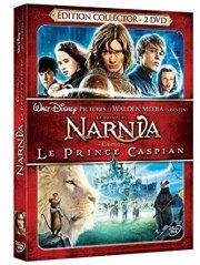 narnia 2 - prins caspian - collectors edition - DVD