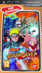 naruto shippuden: kizuna drive (essentials) - psp