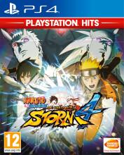 naruto shippuden ultimate ninja storm 4 - playstation hits - PS4