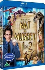 nat på museet 1+2 - Blu-Ray