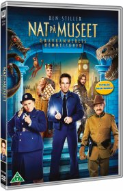 nat på museet 3: gravkammerets hemmelighed - DVD