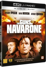 navarones kanoner / the guns of navarone - 4k Ultra HD Blu-Ray