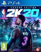 nba 2k20: legend edition - PS4