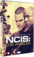 ncis: los angeles - sæson 10  - DVD