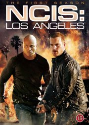ncis - los angeles - sæson 1 - DVD
