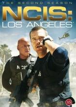 ncis - los angeles - sæson 2 - DVD