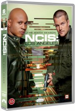 ncis - los angeles - sæson 6 - DVD