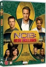 ncis: new orleans - sæson 2 - DVD