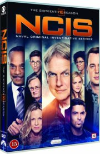 ncis - sæson 16 - DVD