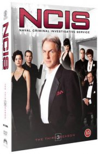 ncis - sæson 3 - DVD