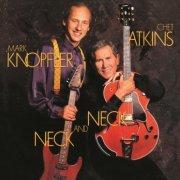 chet atkins & mark knopfler - neck and neck - Vinyl / LP
