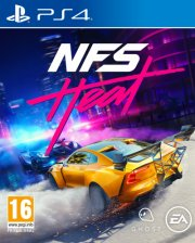 need for speed heat - nordisk - PS4