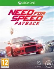 need for speed payback - uk/arabisk - xbox one