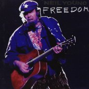 neil young - freedom - cd