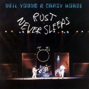 neil young and crazy horse - rust never sleeps - cd