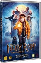 nelly rapp: monsteragent - DVD