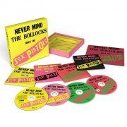 sex pistols - never mind the bollocks, here's the sex pistols - cd