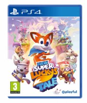 new super lucky's tale - PS4