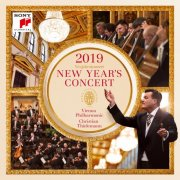 wiener philharmoniker - new year's concert 2019 - cd
