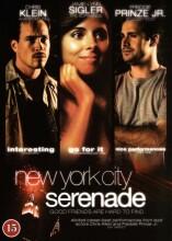 new york city serenade - DVD